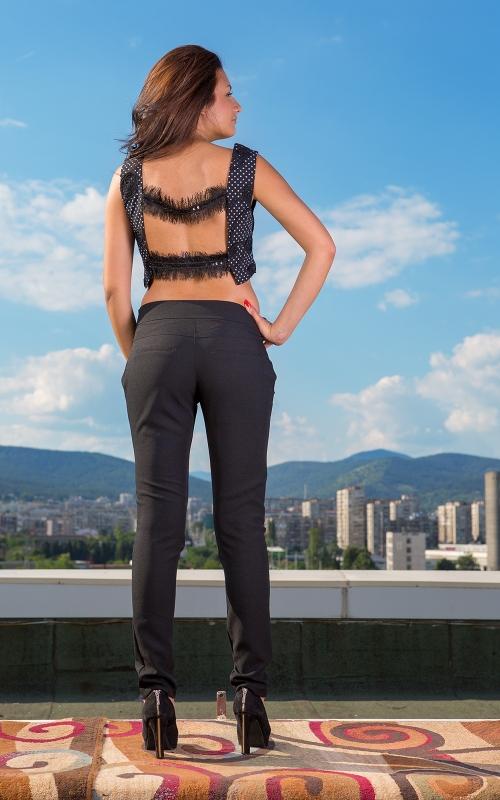Дамски комплект от бюстие и панталон