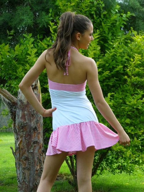 Къса ежедневна рокля - Кармен