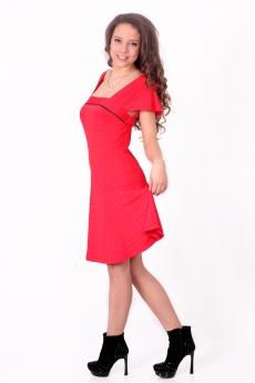 Къса разкроена рокля - Роуз