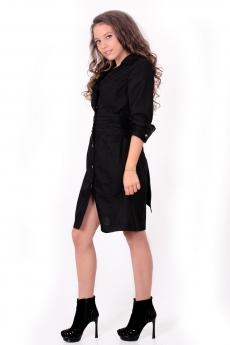 Стилна рокля - манто