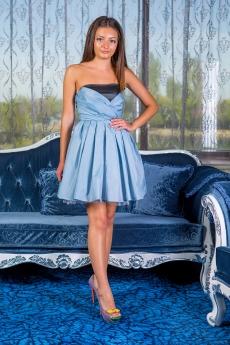 Къса боди рокля - Янис