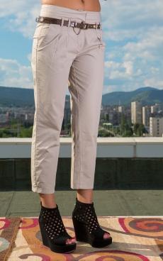 Дамски комплект от туника и панталон