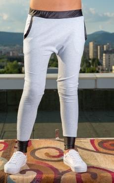 Дамски дълъг спортен панталон - потури