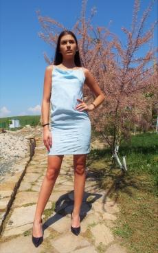 Къса рокля - Елиза