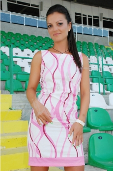 Ежедневна къса рокля - Карин